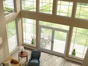 Окна из стеклокомпозита – инновационные технологии остекления