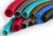 Гофра для проводов и кабеля: виды и основы монтажа