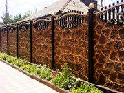 Заборы,  ворота + калитки с установкой под ключ в Харькове и области