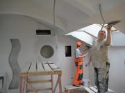 Ремонтные,  строительные и демонтажные работы в  Харькове